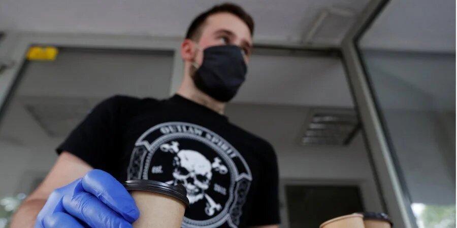 Епідеміологічна ситуація в Києві близька до червоної зони (Фото: REUTERS / Valentyn Ogirenko)