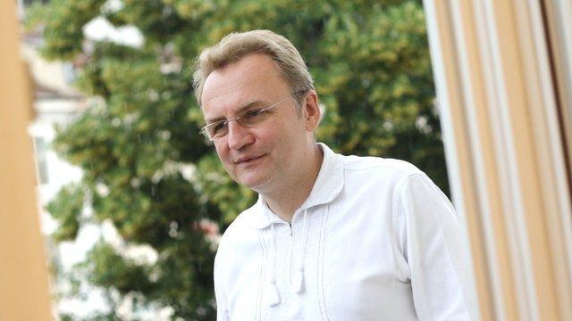 Андрій Садовий заявив про участь у виборах мера Львова ...