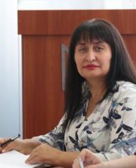 Безгинська Катерина Миколаївна