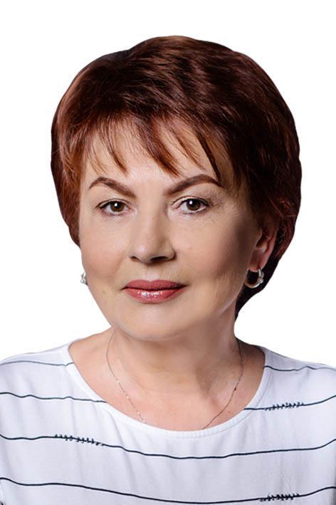 БОГАТИРЧУК-КРИВКО Світлана Кирилівна
