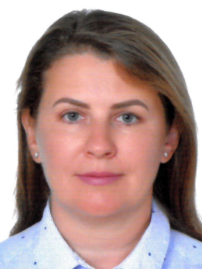 Федорук Олександра Володимирівна