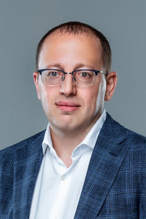 ГУФМАН Геннадій Леонідович