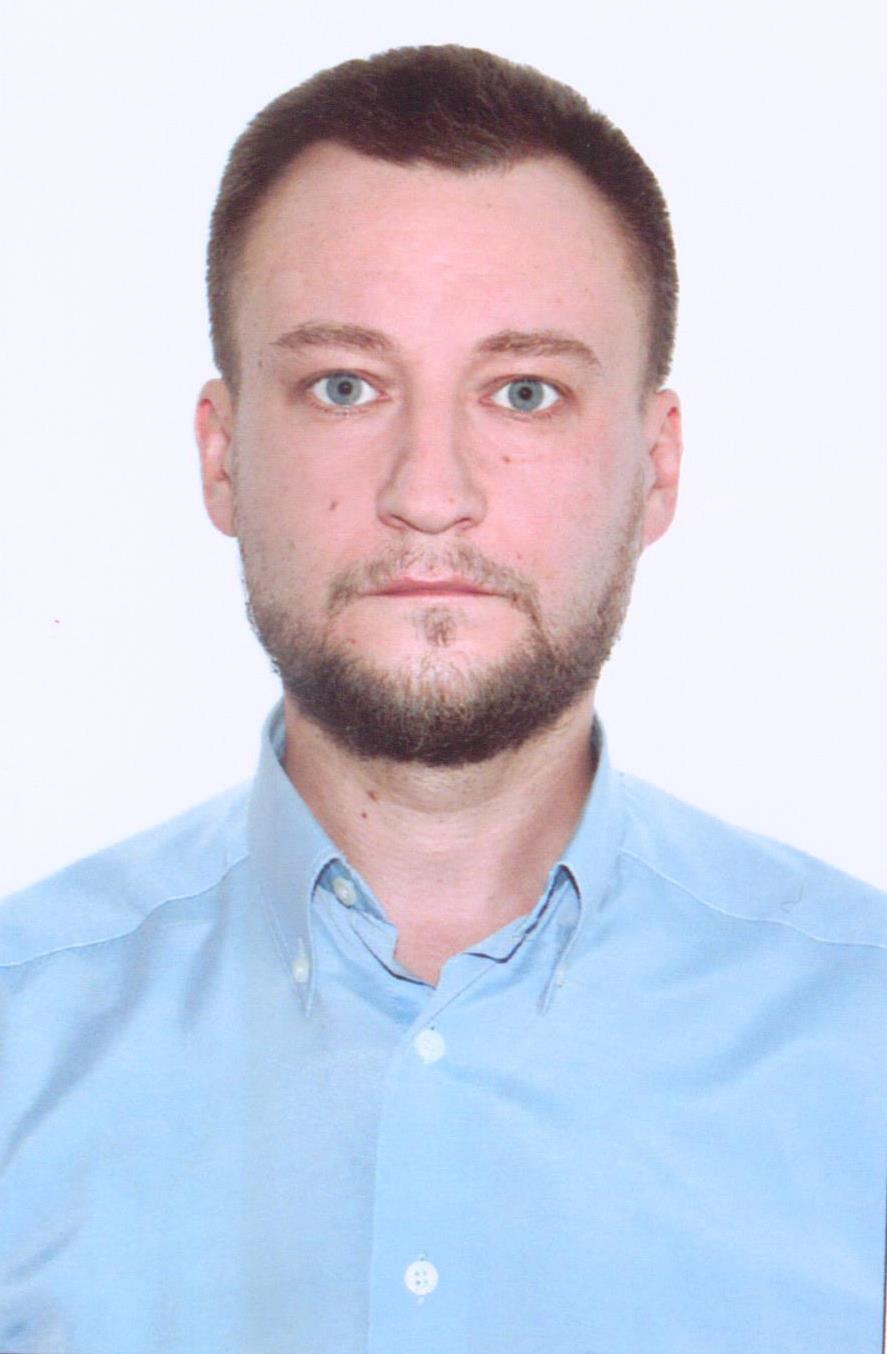 КАШИРІН Ігор Валерійович