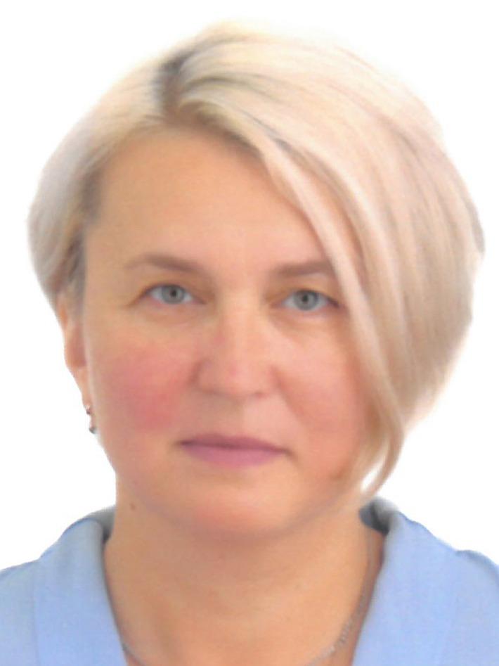 Когут Оксана Володимирівна