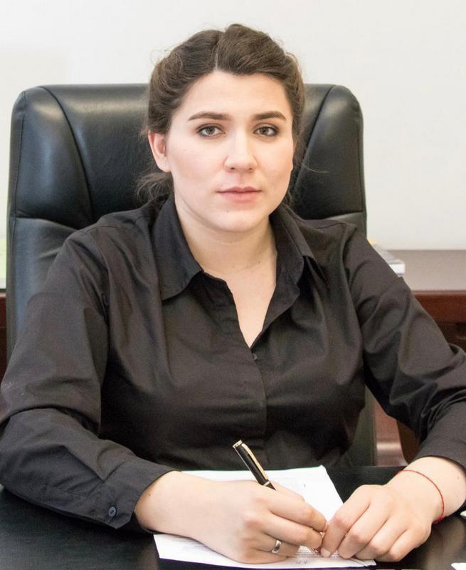КОВАЛЕНКО Анна Миколаївна