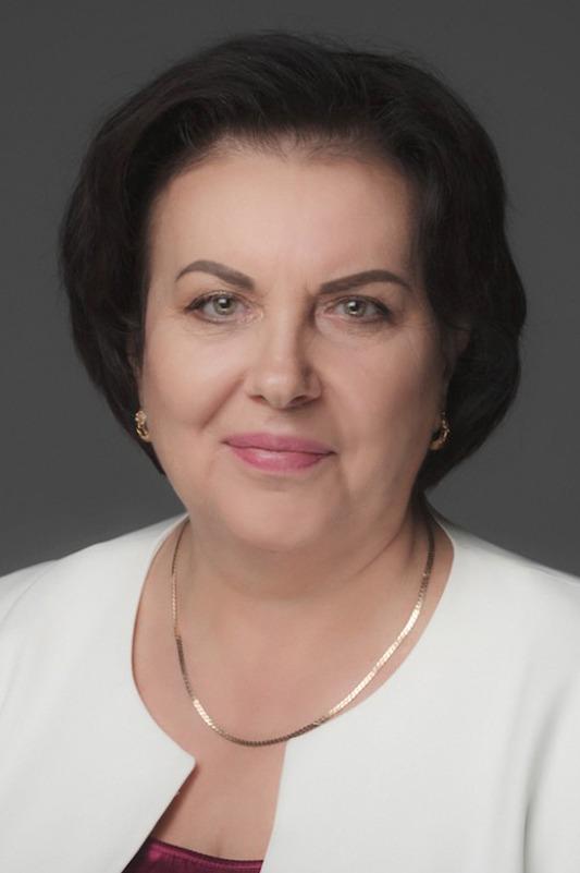 Лаврик Віра Іванівна