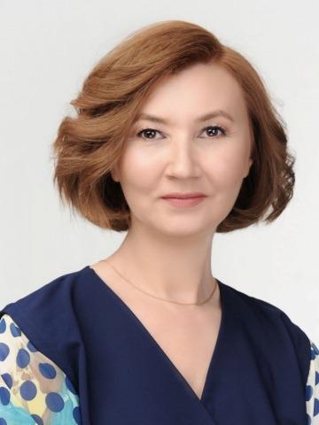 Пастухова Наталія Юзьківна