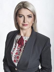 Перінська Оксана Петрівна