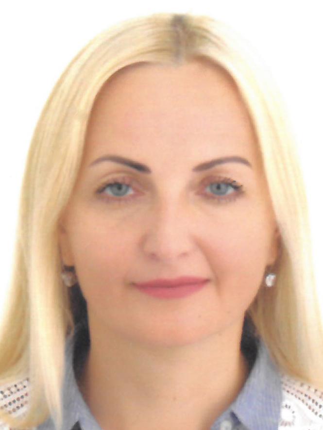 Перцович Наталія Святославівна