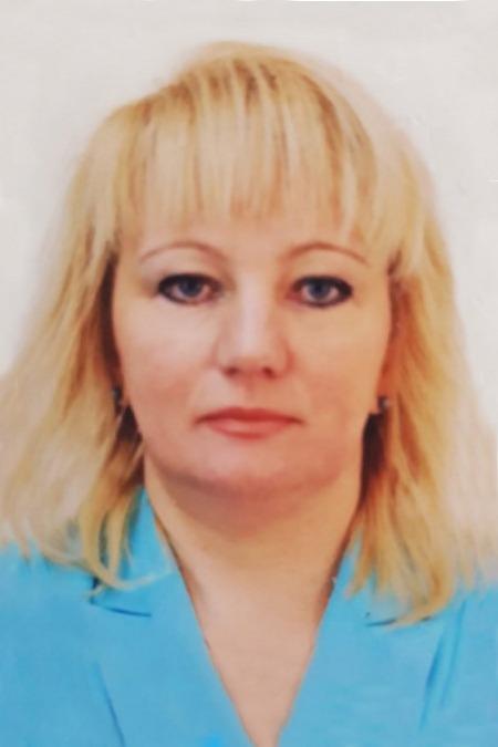 Савенко Тетяна Іванівна