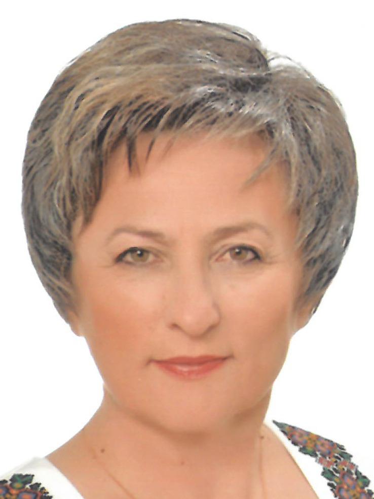 Тебешевська Оксана Степанівна