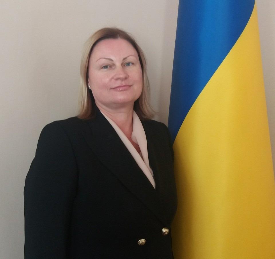 ТРАВІНА Ольга Валеріївна