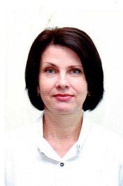 Збаровська Ірина Володимирівна